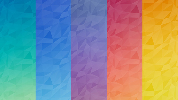 Seamless Polygon Backgrounds Vol.2イメージ""